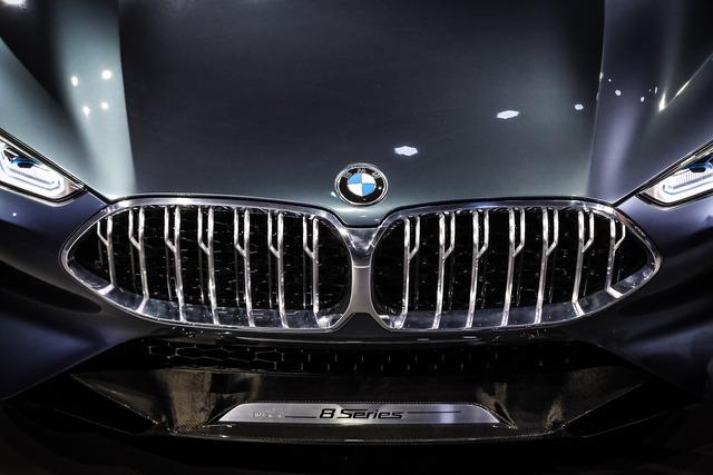 Chiêm ngưỡng vẻ đẹp của xe trong mơ BMW 8-Series ngoài đời thực - Ảnh 4.