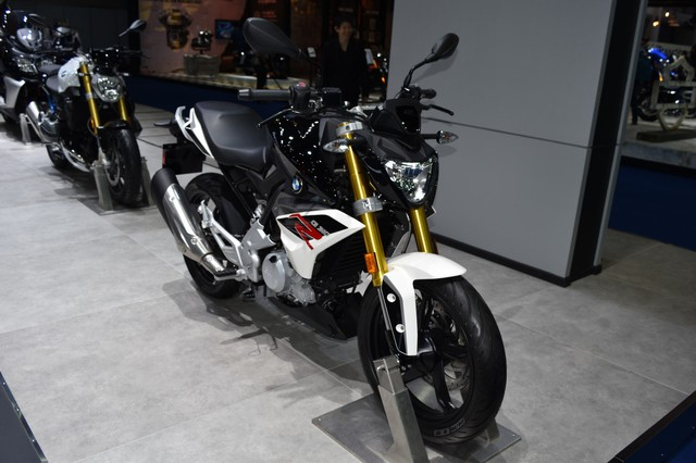 Naked bike BMW G310R sẽ có giá hấp dẫn - Ảnh 1.