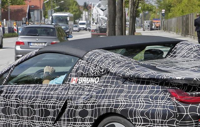Phiên bản mui trần của hàng hot BMW i8 tại thị trường Việt Nam dự kiến sẽ ra mắt vào tháng 11 - Ảnh 6.