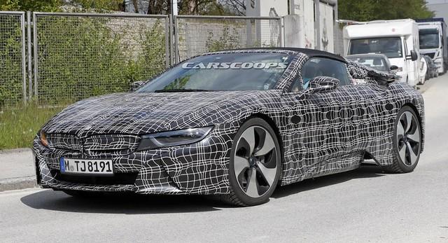 Phiên bản mui trần của hàng hot BMW i8 tại thị trường Việt Nam dự kiến sẽ ra mắt vào tháng 11 - Ảnh 2.