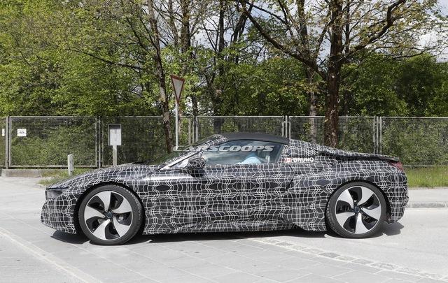 Phiên bản mui trần của hàng hot BMW i8 tại thị trường Việt Nam dự kiến sẽ ra mắt vào tháng 11 - Ảnh 3.