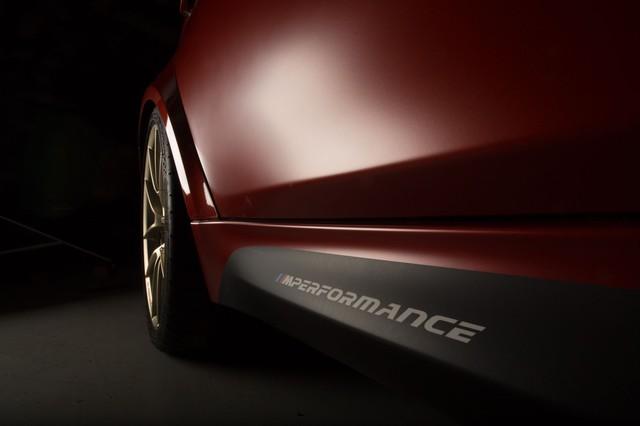 Làm quen với chiếc BMW M3 có một không hai với màu sơn đỏ nhám lạ mắt - Ảnh 3.
