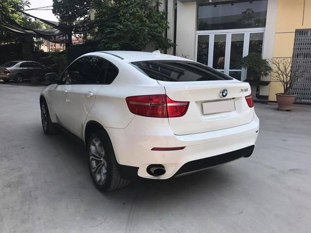 Xe thanh lý BMW X6 đời 2008 rao bán lại giá 899 triệu đồng - Ảnh 2.