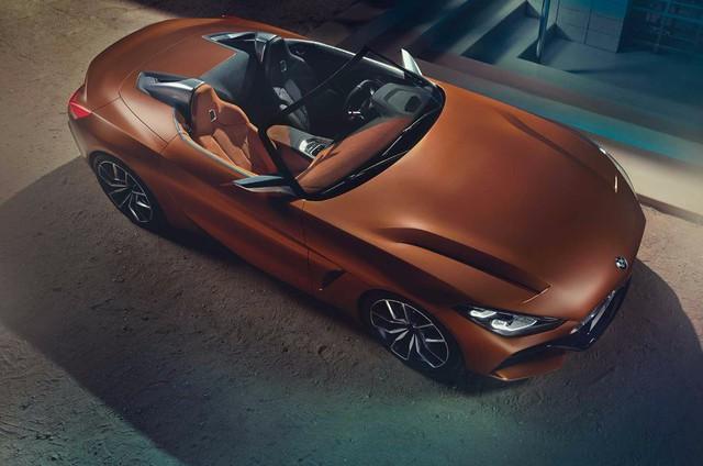 Xem trước diện mạo của xe mui trần hạng sang BMW Z4 thế hệ mới - Ảnh 6.