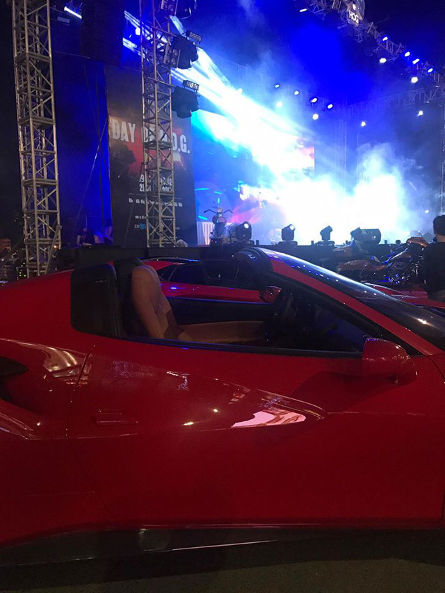 Dàn siêu xe mui trần tụ họp tại Hà thành - Ảnh 9.