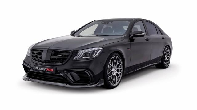 Brabus tung sản phẩm thay thế Mercedes-AMG S63 và Mercedes-Maybach S650 - Ảnh 1.
