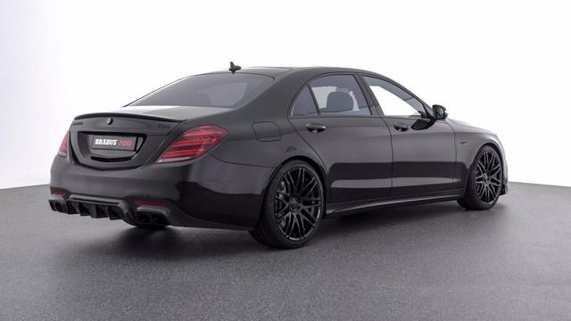 Brabus tung sản phẩm thay thế Mercedes-AMG S63 và Mercedes-Maybach S650 - Ảnh 5.