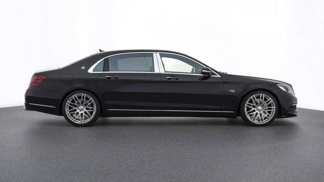 Brabus tung sản phẩm thay thế Mercedes-AMG S63 và Mercedes-Maybach S650 - Ảnh 6.