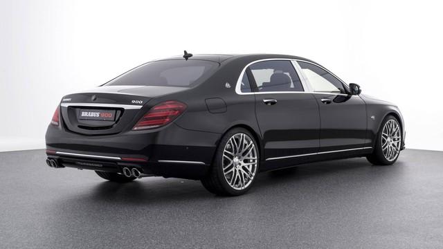 Brabus tung sản phẩm thay thế Mercedes-AMG S63 và Mercedes-Maybach S650 - Ảnh 7.