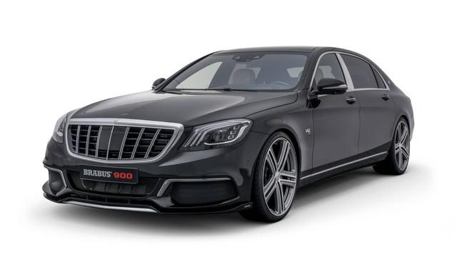 Brabus tung sản phẩm thay thế Mercedes-AMG S63 và Mercedes-Maybach S650 - Ảnh 2.