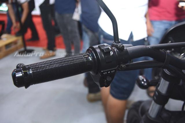 Soi Brixton BX Scrambler giá từ 50 triệu Đồng đang khiến nhiều biker Việt phát thèm - Ảnh 13.