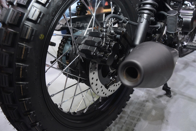 Soi Brixton BX Scrambler giá từ 50 triệu Đồng đang khiến nhiều biker Việt phát thèm - Ảnh 19.