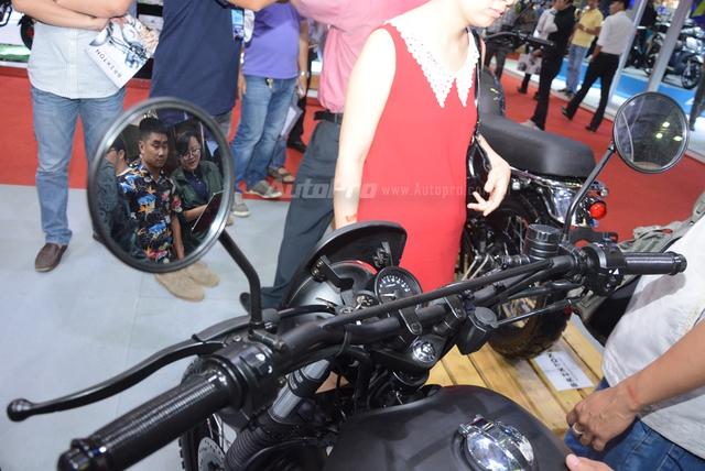 Soi Brixton BX Scrambler giá từ 50 triệu Đồng đang khiến nhiều biker Việt phát thèm - Ảnh 8.