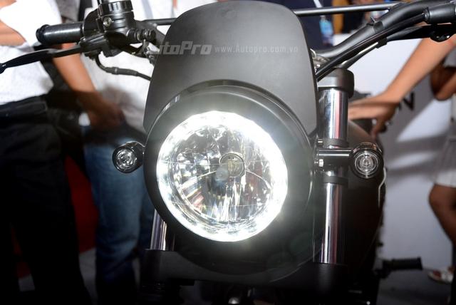 Soi Brixton BX Scrambler giá từ 50 triệu Đồng đang khiến nhiều biker Việt phát thèm - Ảnh 10.