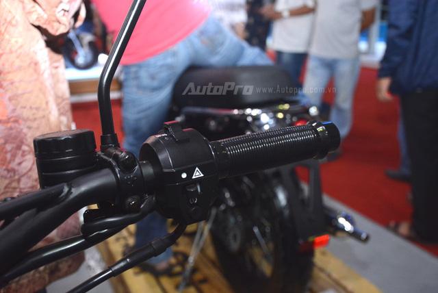 Soi Brixton BX Scrambler giá từ 50 triệu Đồng đang khiến nhiều biker Việt phát thèm - Ảnh 16.