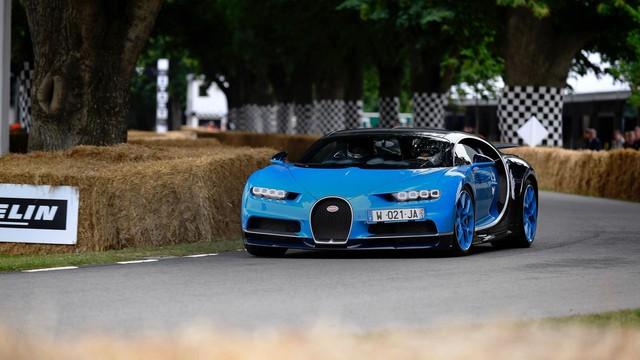Binh đoàn gần 10.000 mã lực của Bugatti đại náo tại lễ hội Goodwood 2017 - Ảnh 5.