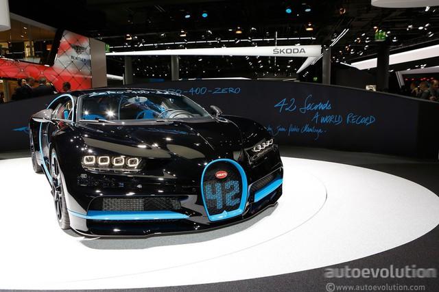 Cận cảnh chiếc Bugatti Chiron Zero-400-Zero gây sốt cộng đồng mạng thời gian vừa qua - Ảnh 10.