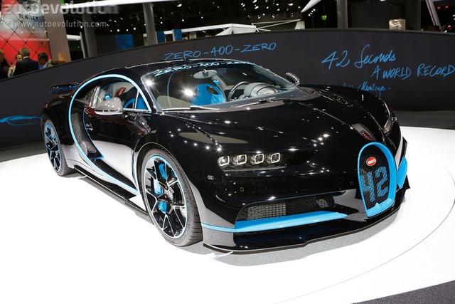 Cận cảnh chiếc Bugatti Chiron Zero-400-Zero gây sốt cộng đồng mạng thời gian vừa qua - Ảnh 4.