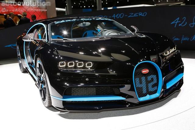 Cận cảnh chiếc Bugatti Chiron Zero-400-Zero gây sốt cộng đồng mạng thời gian vừa qua - Ảnh 7.