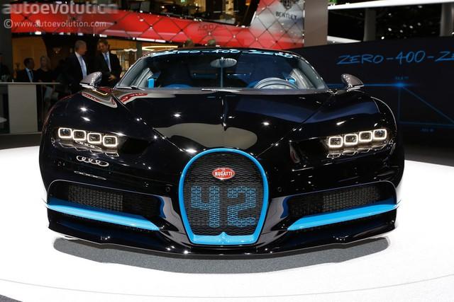 Cận cảnh chiếc Bugatti Chiron Zero-400-Zero gây sốt cộng đồng mạng thời gian vừa qua - Ảnh 3.