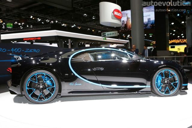 Cận cảnh chiếc Bugatti Chiron Zero-400-Zero gây sốt cộng đồng mạng thời gian vừa qua - Ảnh 6.