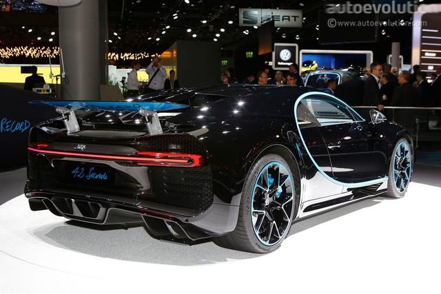 Cận cảnh chiếc Bugatti Chiron Zero-400-Zero gây sốt cộng đồng mạng thời gian vừa qua - Ảnh 8.