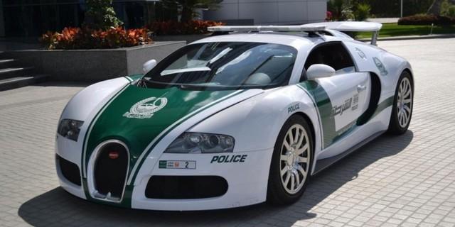 Cảnh sát Dubai tậu xe điện BMW i3 - Ảnh 4.