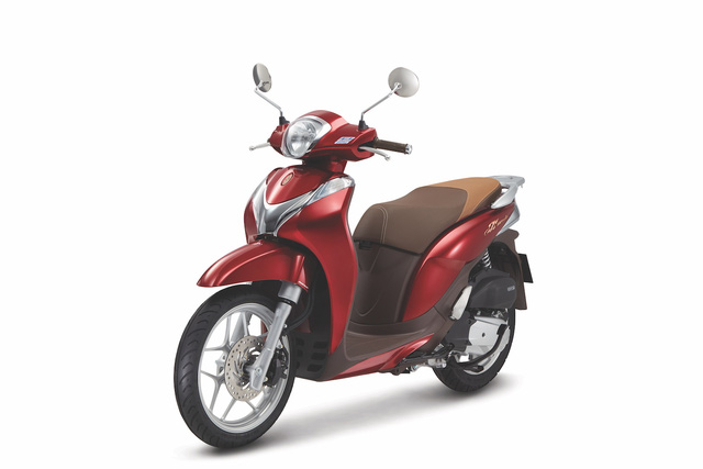 Honda SH Mode 125 thêm màu mới tại Việt Nam - Ảnh 2.