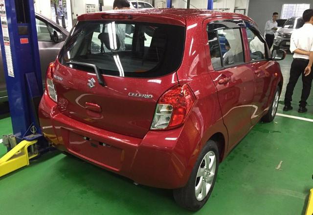 Suzuki Celerio chốt giá rẻ hơn Kia Morning, bán ra đầu năm sau - Ảnh 4.