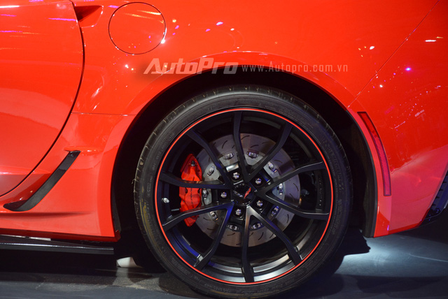 Chevrolet Corvette Grand Sport 2017: Hồn Z06, tim bản tiêu chuẩn Stingray - Ảnh 21.