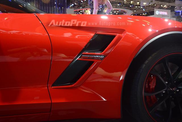 Chevrolet Corvette Grand Sport 2017: Hồn Z06, tim bản tiêu chuẩn Stingray - Ảnh 19.