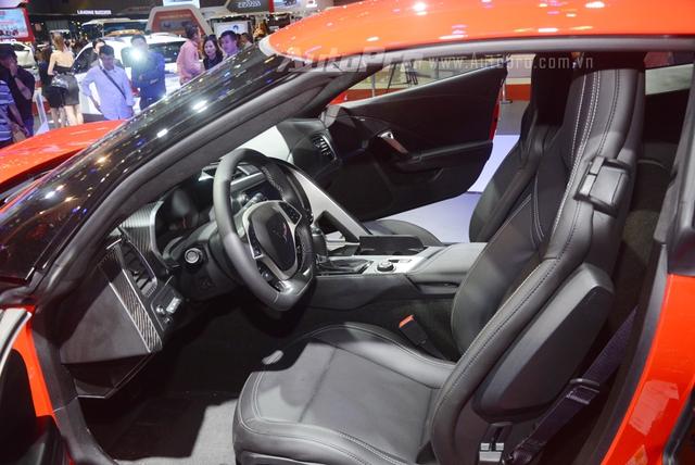 Chevrolet Corvette Grand Sport 2017: Hồn Z06, tim bản tiêu chuẩn Stingray - Ảnh 13.