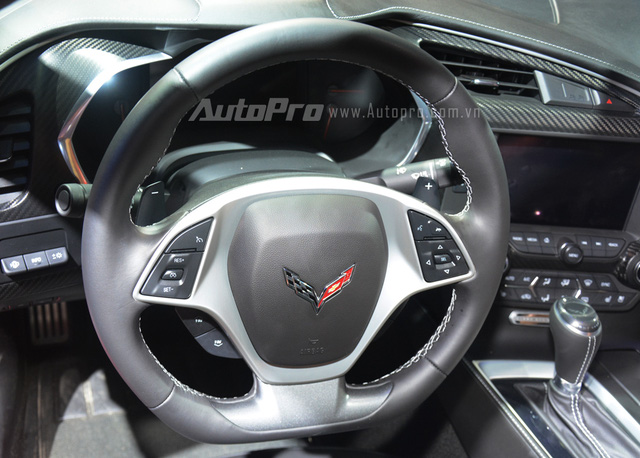 Chevrolet Corvette Grand Sport 2017: Hồn Z06, tim bản tiêu chuẩn Stingray - Ảnh 6.
