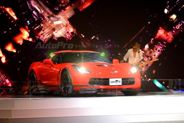 Chevrolet Corvette Grand Sport 2017: Hồn Z06, tim bản tiêu chuẩn Stingray - Ảnh 4.