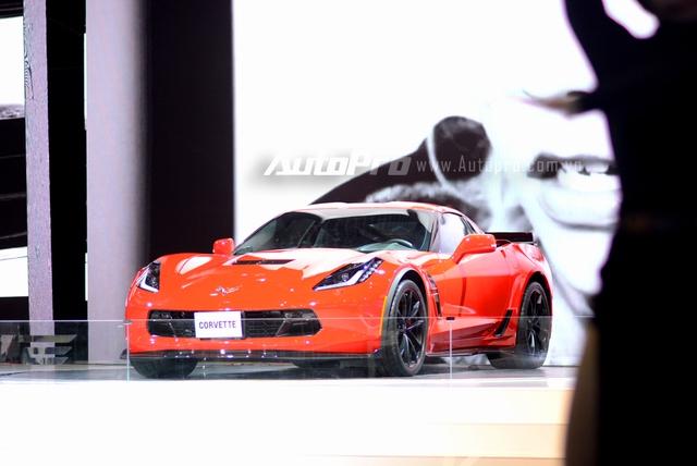 Chevrolet Corvette Grand Sport 2017: Hồn Z06, tim bản tiêu chuẩn Stingray - Ảnh 1.