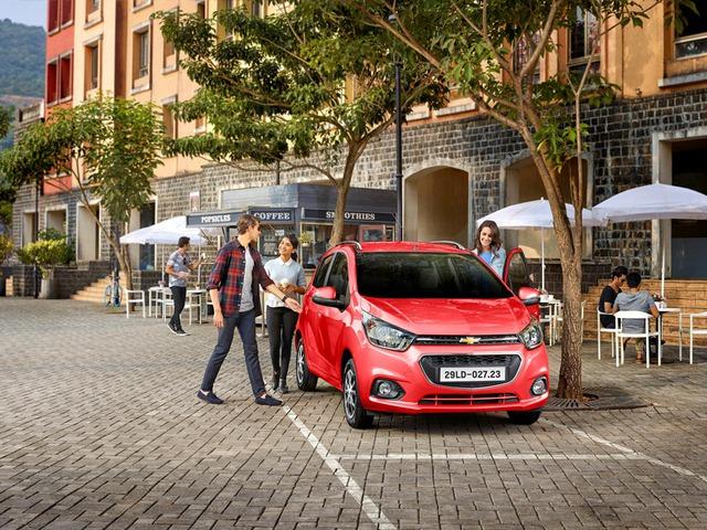 Chevrolet Spark 2018 chính thức ra mắt Việt Nam, giá từ 299 triệu Đồng - Ảnh 3.