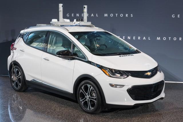 Xe tự lái của General Motor sẽ lăn bánh xuống đường phố Mỹ vào năm 2019 - Ảnh 1.