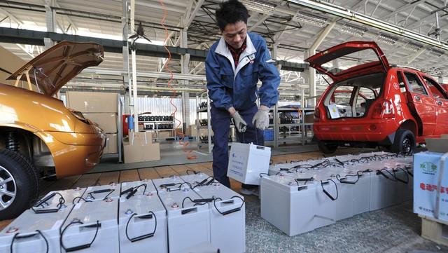 Xe điện - đòn bẩy của ô tô Trung Quốc - Ảnh 3.
