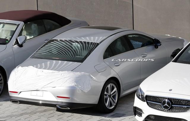 Mercedes-Benz CLS 2019 sẽ ra mắt trong tuần tới - Ảnh 7.
