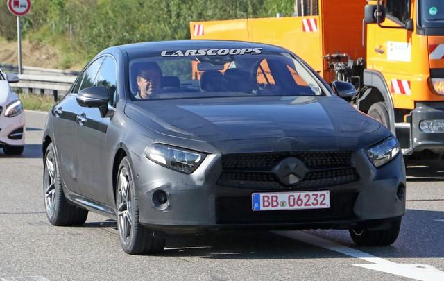 Mercedes-Benz CLS 2019 sẽ ra mắt trong tuần tới - Ảnh 3.