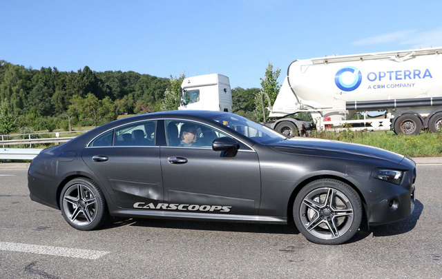 Mercedes-Benz CLS 2019 sẽ ra mắt trong tuần tới - Ảnh 1.