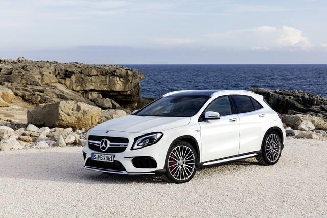 Mercedes-Benz GLA là xe đáng thất vọng nhất tại Mỹ - Ảnh 10.