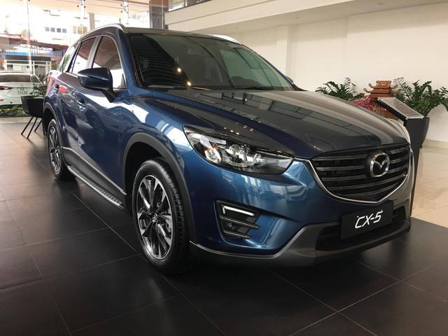 Đại lý xả hàng tồn Mazda CX-5, giảm giá 50 triệu đồng - Ảnh 1.