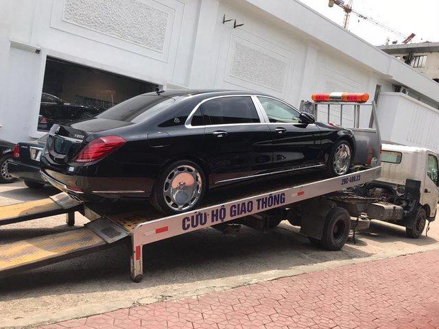 Mercedes-Maybach S600 14,2 tỷ Đồng đầu tiên xuất hiện tại Thanh Hóa - Ảnh 1.