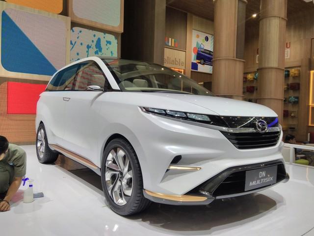 Cận cảnh cặp đôi xe concept hoàn toàn mới của Daihatsu - Ảnh 2.