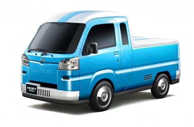 Daihatsu hé lộ 9 mẫu xe độ hướng tới Tokyo Auto Salon 2018 - Ảnh 9.