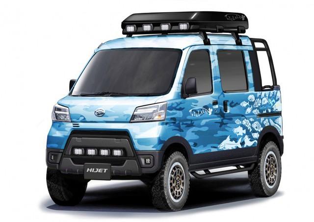 Daihatsu hé lộ 9 mẫu xe độ hướng tới Tokyo Auto Salon 2018 - Ảnh 8.