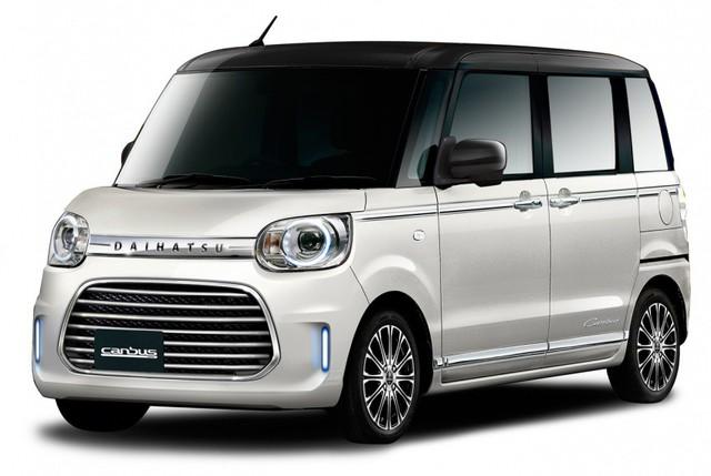 Daihatsu hé lộ 9 mẫu xe độ hướng tới Tokyo Auto Salon 2018 - Ảnh 7.