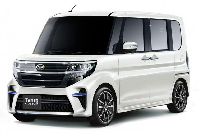 Daihatsu hé lộ 9 mẫu xe độ hướng tới Tokyo Auto Salon 2018 - Ảnh 6.