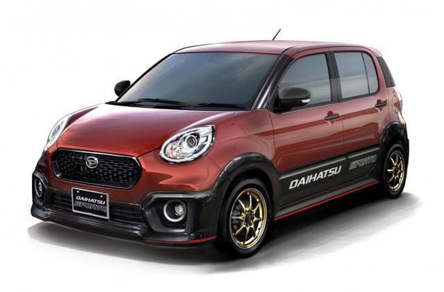 Daihatsu hé lộ 9 mẫu xe độ hướng tới Tokyo Auto Salon 2018 - Ảnh 5.